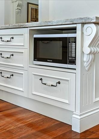 Classic Contemporary Koola Kitchen Design