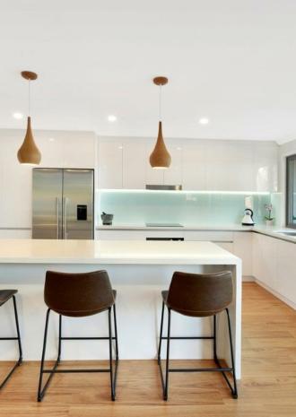 Luxurious Hampton Style Kitchen in Brisbane